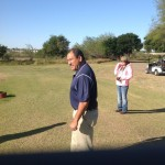 2016 Golf Tournament - Zapata Sheriff Lopez Meet and Greet