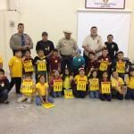 ZCSO visits ALBES in San Ygancio, TX