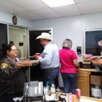 Zapata County Sheriff's Office - Pizza for Cops