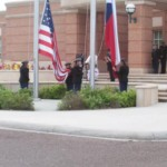 Veterans Day 2015 - Zapata, TX