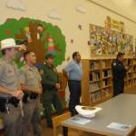 Zapata TX, 911 Memorial - 2015 - 16