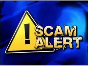 scam alert - Zapata County Sheriff